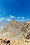 Himalaje góry w India obrazy royalty free