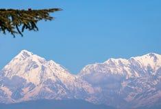 Himalaje India Zdjęcia Stock