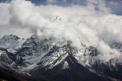 himalaje Nepal Fotografia Royalty Free