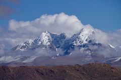 Himalaje pasmo Zdjęcia Royalty Free
