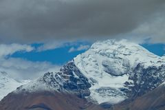 Himalaje pasmo Obraz Stock