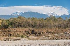 Himalaje pasmo Fotografia Royalty Free