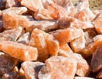 Himalajska Rockowa sól obrazy stock