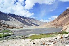 himalajskie góry Obrazy Stock