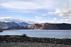 himalajskie jeziorne góry Fotografia Stock