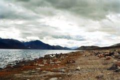 himalajskie jeziorne góry Obraz Stock