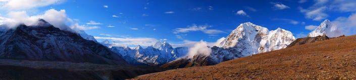 Himalaya imagem de stock royalty free