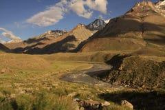 In Himalaya Fotografia Stock Libera da Diritti