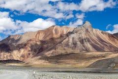 Himalaya along Manali-Leh highway. India Royalty Free Stock Photography