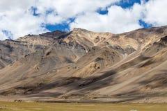 Himalaya along Manali-Leh highway. India Stock Images