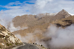 Himalaya along Manali-Leh highway. India Stock Photography