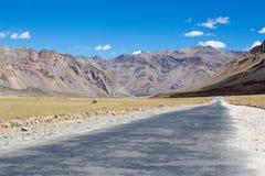 Himalaya along Manali-Leh highway. India Royalty Free Stock Image