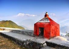 Himalaya Annapurna Range Royalty Free Stock Photo