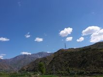 Himalaya berg Royaltyfria Bilder