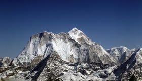 Himalaya Gebergte, Himalayan Mountains royalty free stock image