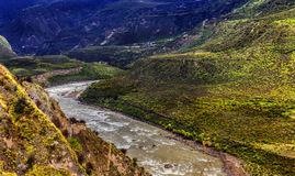 Himalaya Grand Canyon Royalty Free Stock Photography