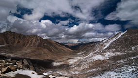 Himalaya high mountain landscape. India, Ladakh Stock Image