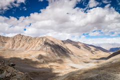 Himalaya landscape mountain view background Royalty Free Stock Photography