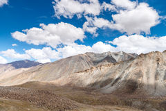 Himalaya landscape mountain view background Stock Photos