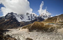 Himalaya landscape Nepal Stock Photos
