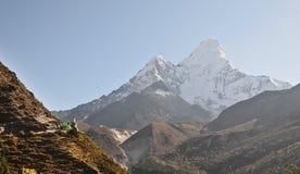 Himalaya landscape Nepal Royalty Free Stock Image