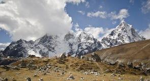Himalaya landscape Nepal Stock Images