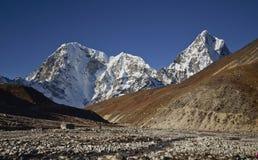 Himalaya landscape Nepal Royalty Free Stock Photography
