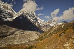 Himalaya landscape Nepal Royalty Free Stock Photos