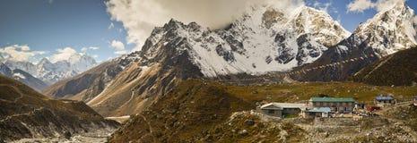 Himalaya landscape Nepal Stock Photo