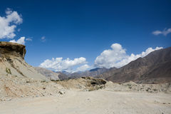 Himalaya landscape of summer Royalty Free Stock Images