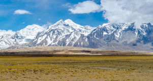 Himalaya Mountain Landscape. Royalty Free Stock Photos