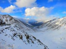Himalaya. Mountain landscape in India stock photography