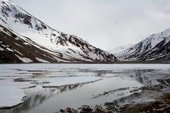 Himalaya mountain landscape in Ladakh, Jammu and Kashmir, North Royalty Free Stock Image
