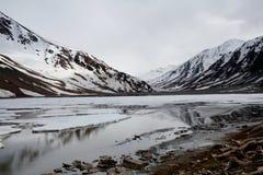 Himalaya mountain landscape in Ladakh, Jammu and Kashmir, North Royalty Free Stock Photos