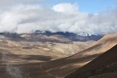Himalaya mountain landscape, Nepal Stock Photo