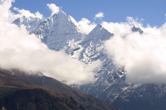 Himalaya Mountain Peak Stock Photography