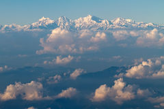 Himalaya mountains Royalty Free Stock Images