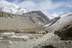 Himalaya mountains Royalty Free Stock Photos