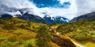 Himalaya mountains Royalty Free Stock Photography
