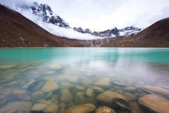 Himalaya mountains. Scenic view of the Himalaya mountains royalty free stock image