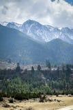 Himalaya mountains landscape Stock Images