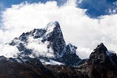 Himalaya mountains landscape, Nepal Royalty Free Stock Photography