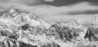 Himalaya. Mountains in Sagarmatha region, Himalaya stock photos