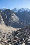 Himalaya mountains Royalty Free Stock Photo