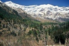 Himalaya, Nepal Stock Photo