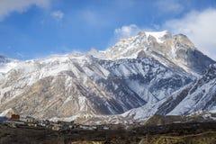 Himalaya panorama Royalty Free Stock Photos