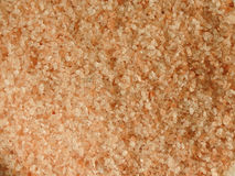 Himalaya Pink Salt Background Royalty Free Stock Photo