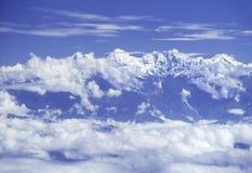 Himalaya range Stock Photo