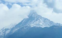 Himalaya range Nepal Royalty Free Stock Image
