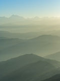 Himalaya range,Nepal royalty free stock photos